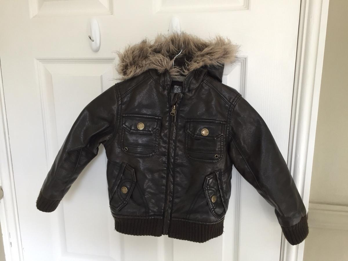 fc9d1b43 Zara Kids Faux Leather Jacket in SL5 Sunninghill for £10.00 for sale ...