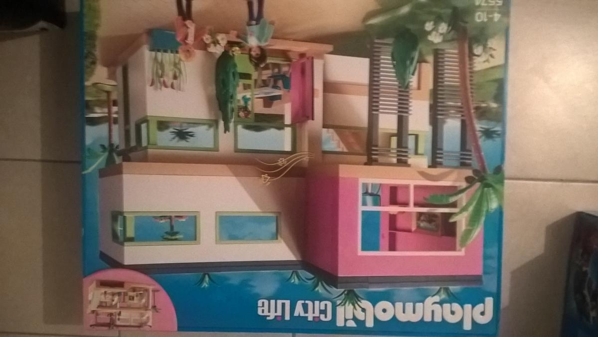 Playmobil Luxusvilla in 4850 Timelkam for €120.00 for sale ...