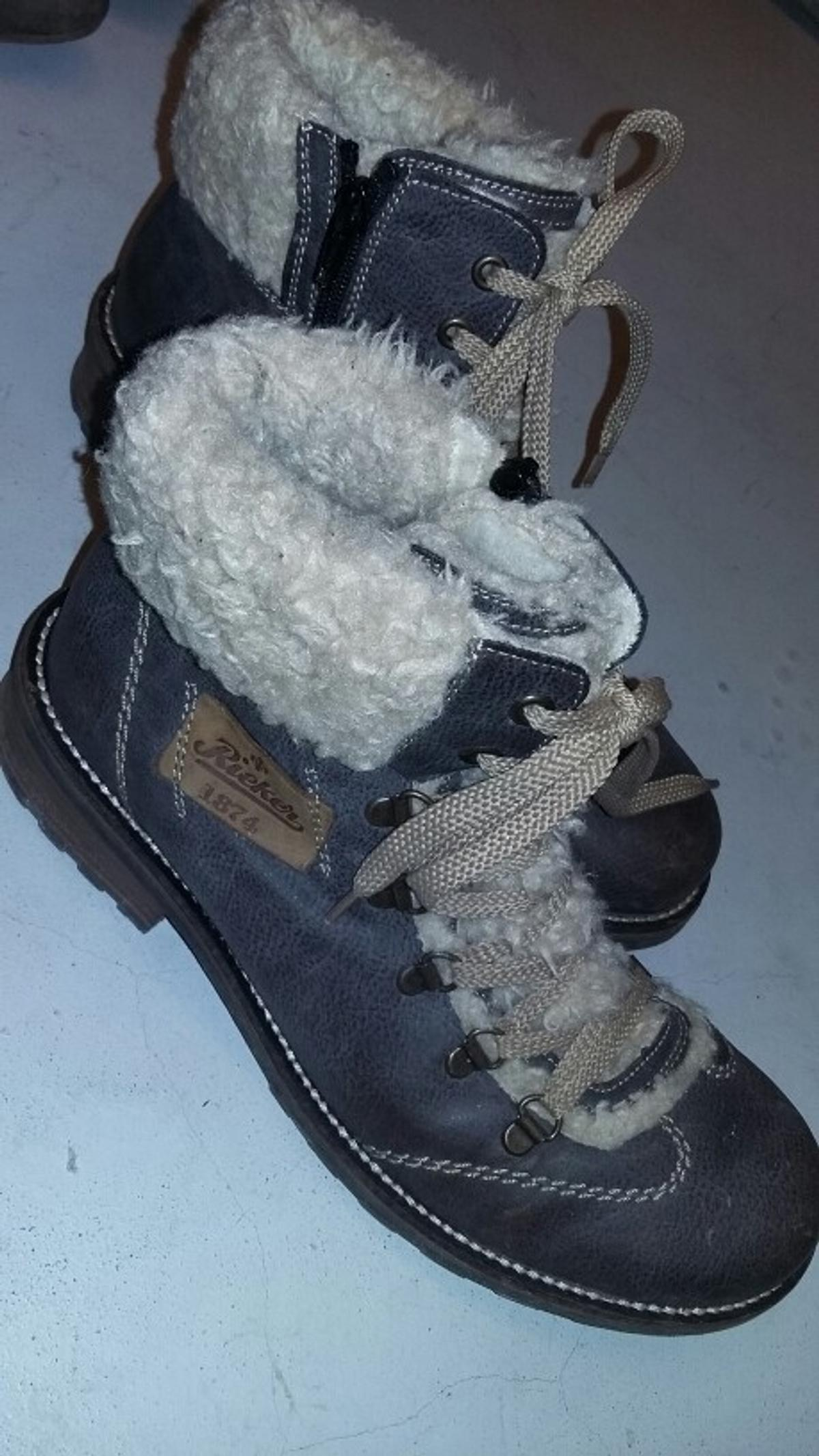 cheap for discount b46d6 c7359 Perfekte Winterschuhe Gr. 41