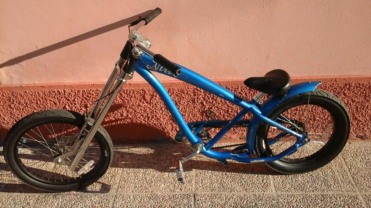 Bici Nirve Chopper In 61122 Pesaro For 25000 For Sale Shpock