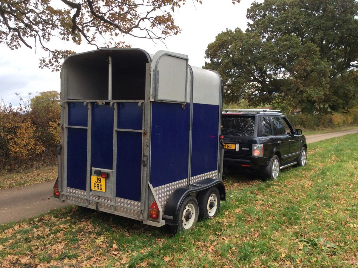 Ifor Williams 505 Horse Trailer Box In Ba2 John For  U00a32 000