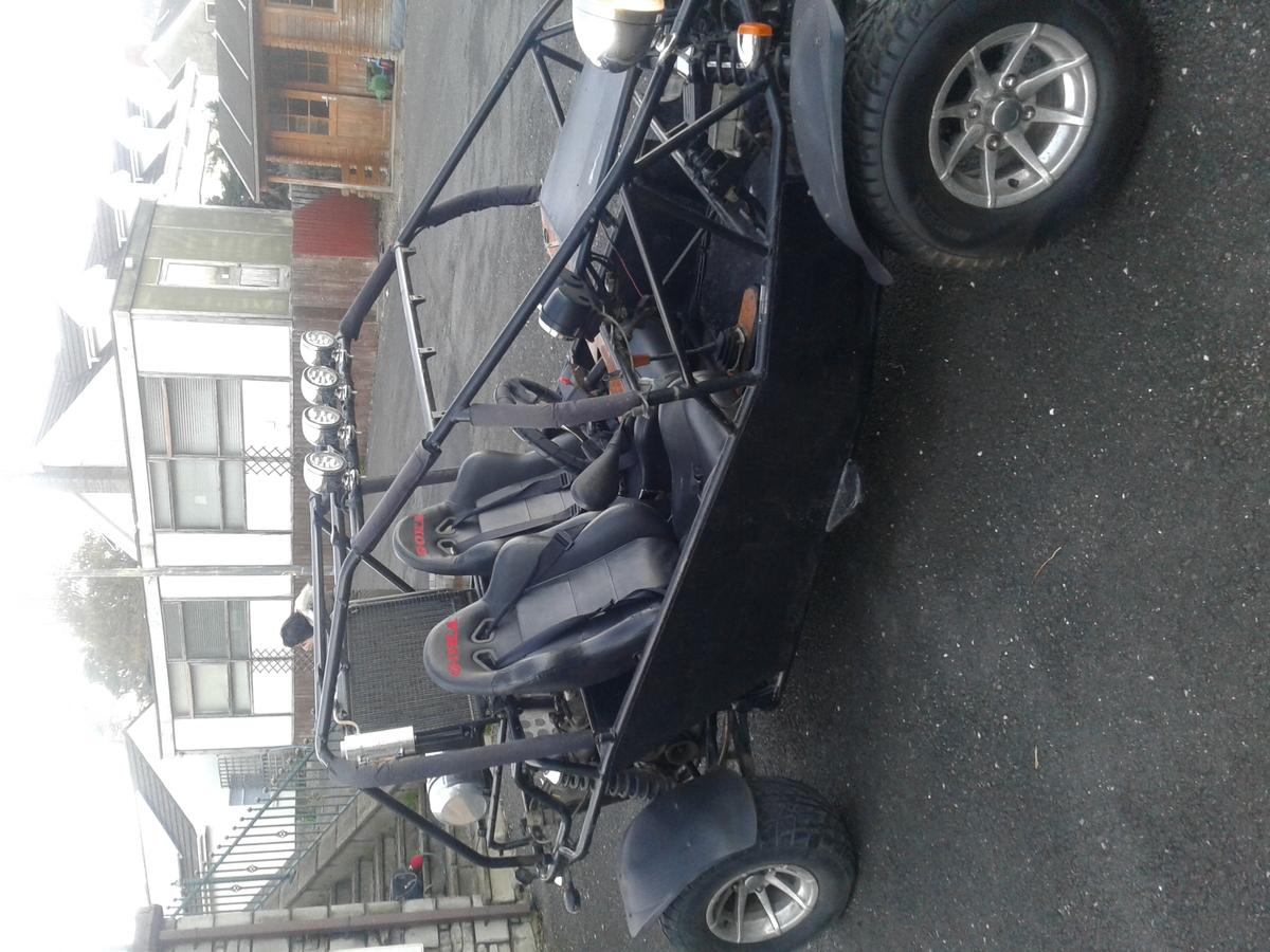 Goka 650 Road legal buggy in SA44 Roads for £1,650 00 for