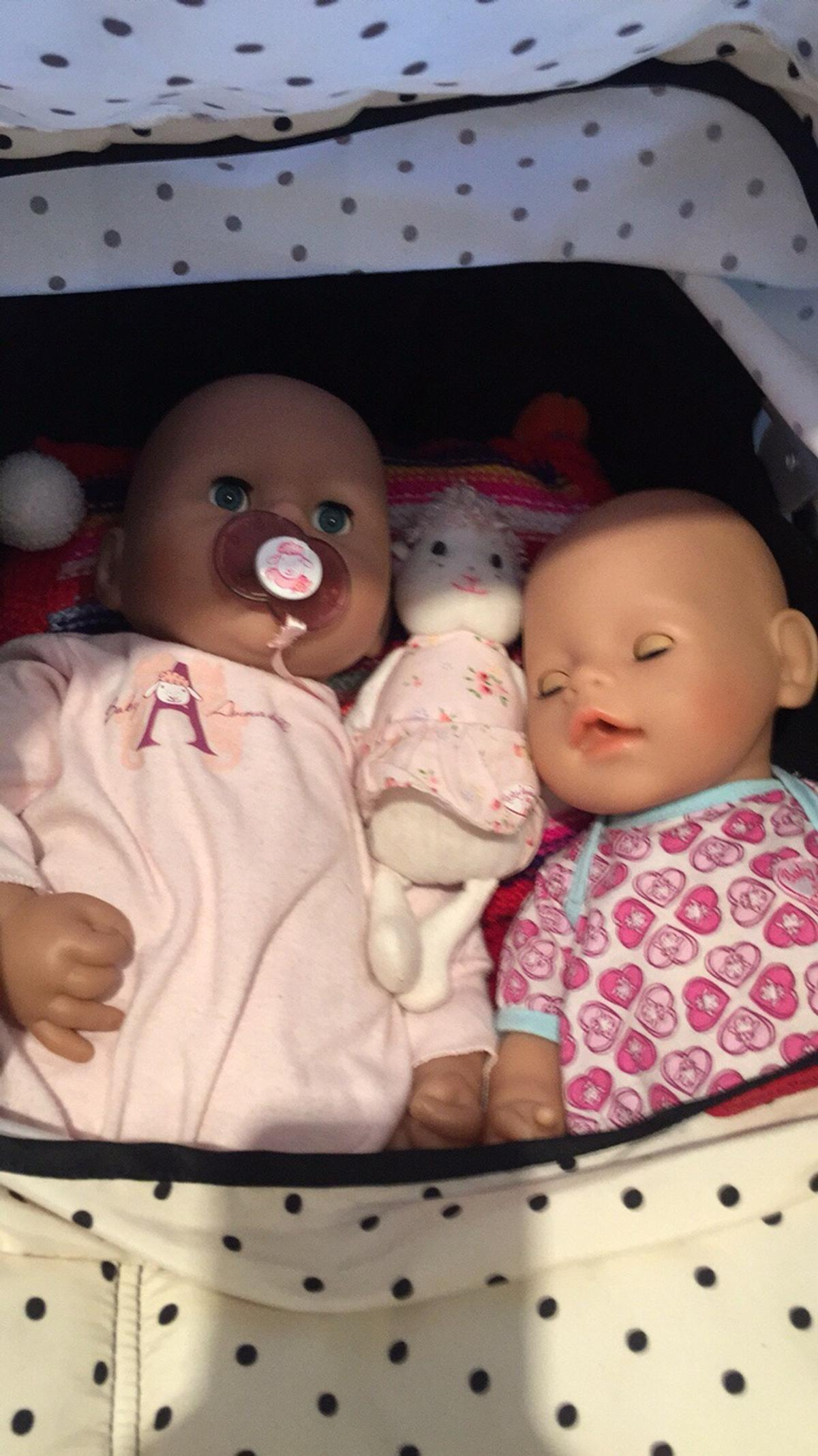 Mamas and papas dolls pram and dolls in TS12 Brotton for £50 00 for