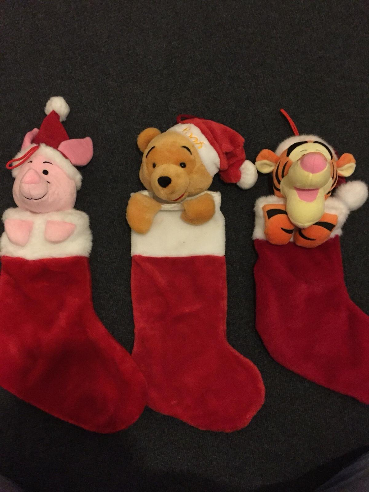Tigger Christmas Stocking.Disney Christmas Stockings In Ng19 Pleasley For 10 00 For