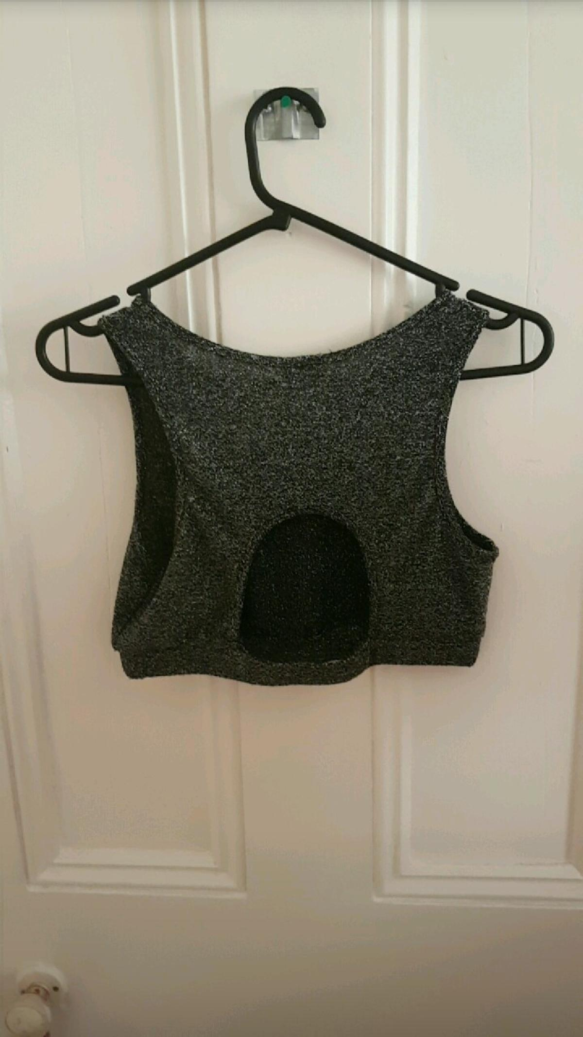 93f3f71b795 Glitter Crop Top in PL4 Plymouth for £2.50 for sale - Shpock