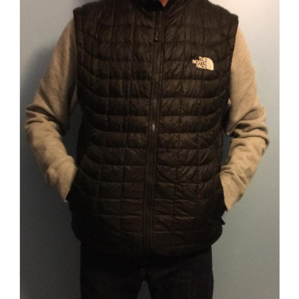 4d99966ad North Face Mens Thermoball Gilet TNF Black in NW5 London for £55.00 ...