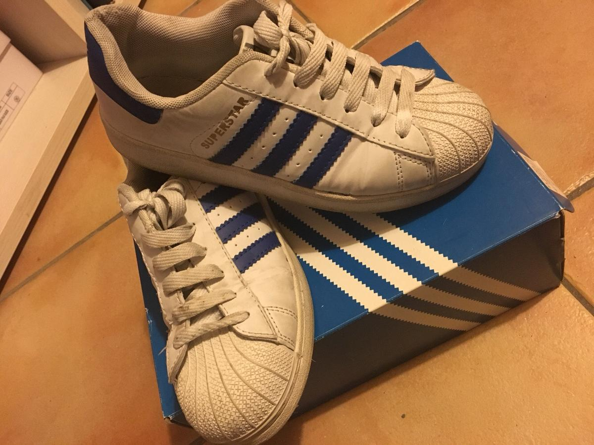Scarpe Adidas superstar n 37