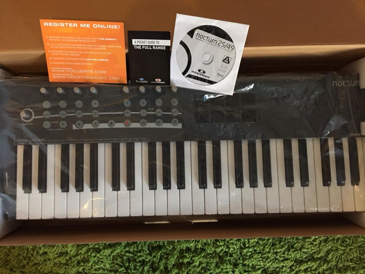 Novation Nocturn 49 USB MIDI Controller in N7 London for