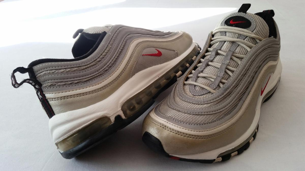 Nike air max 97 silver n445 in 00136 Roma for €120.00 for