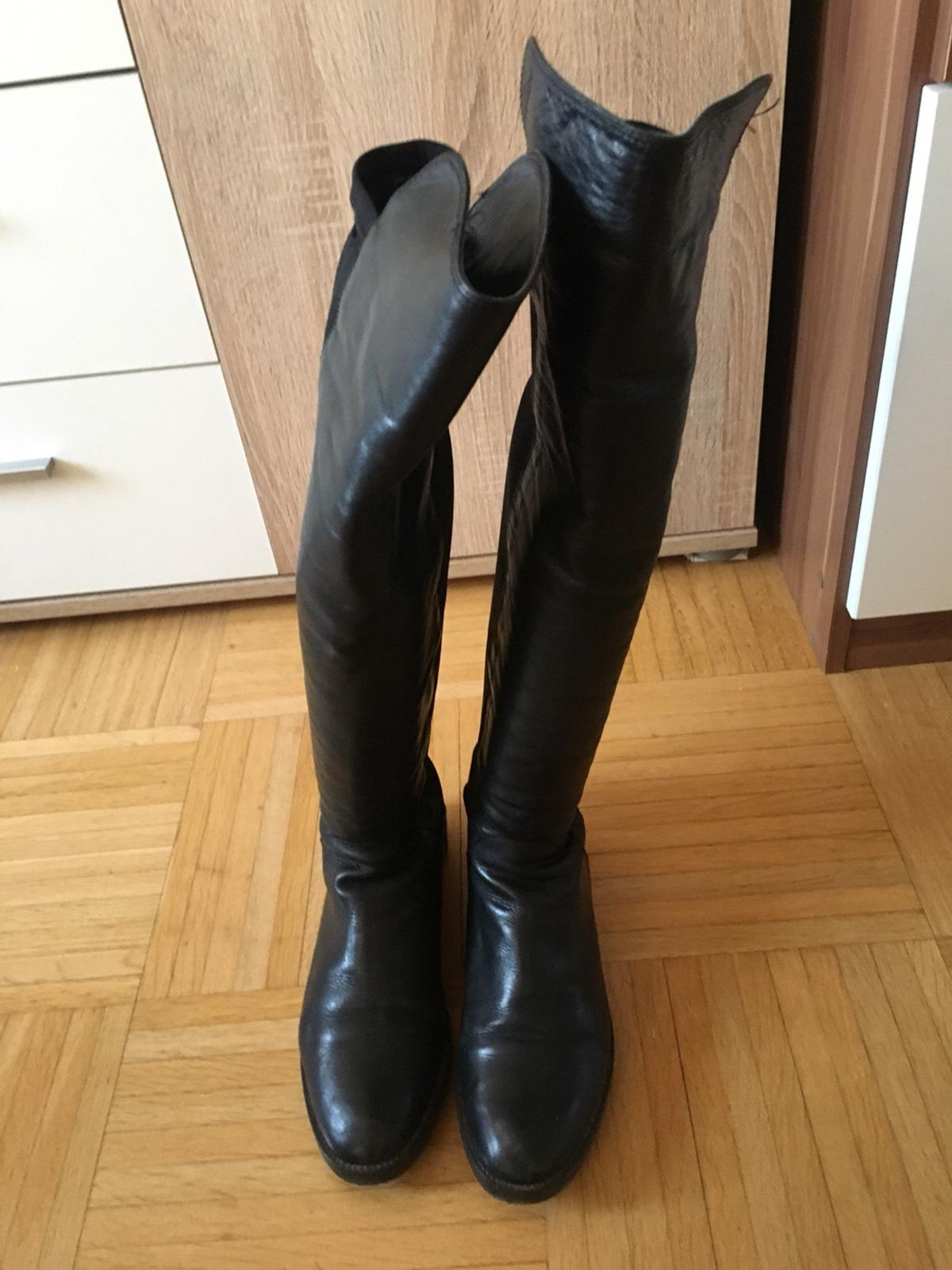 check out 69d36 e7c15 Pat Calvin Overknee Stiefel in 1160 Wien for €38.00 for sale ...