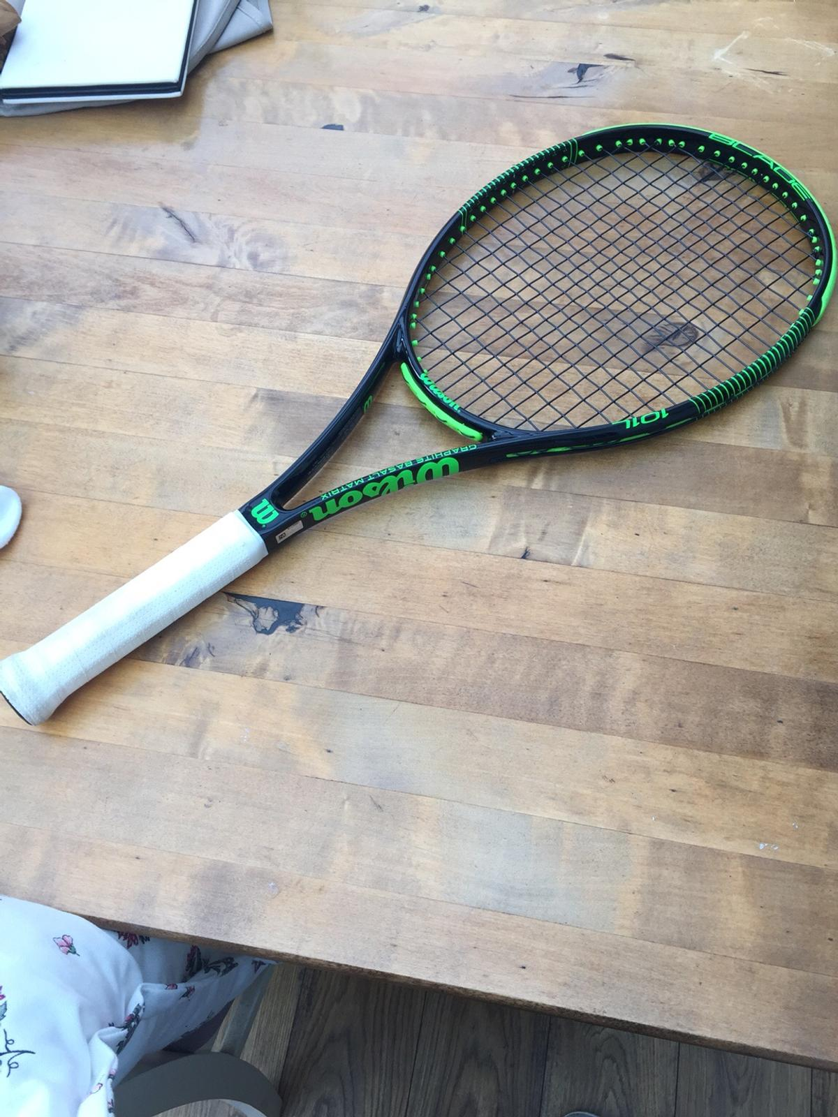 Wilson Blade 101L tennis racquet in SL0 Iver for £60 00 for sale
