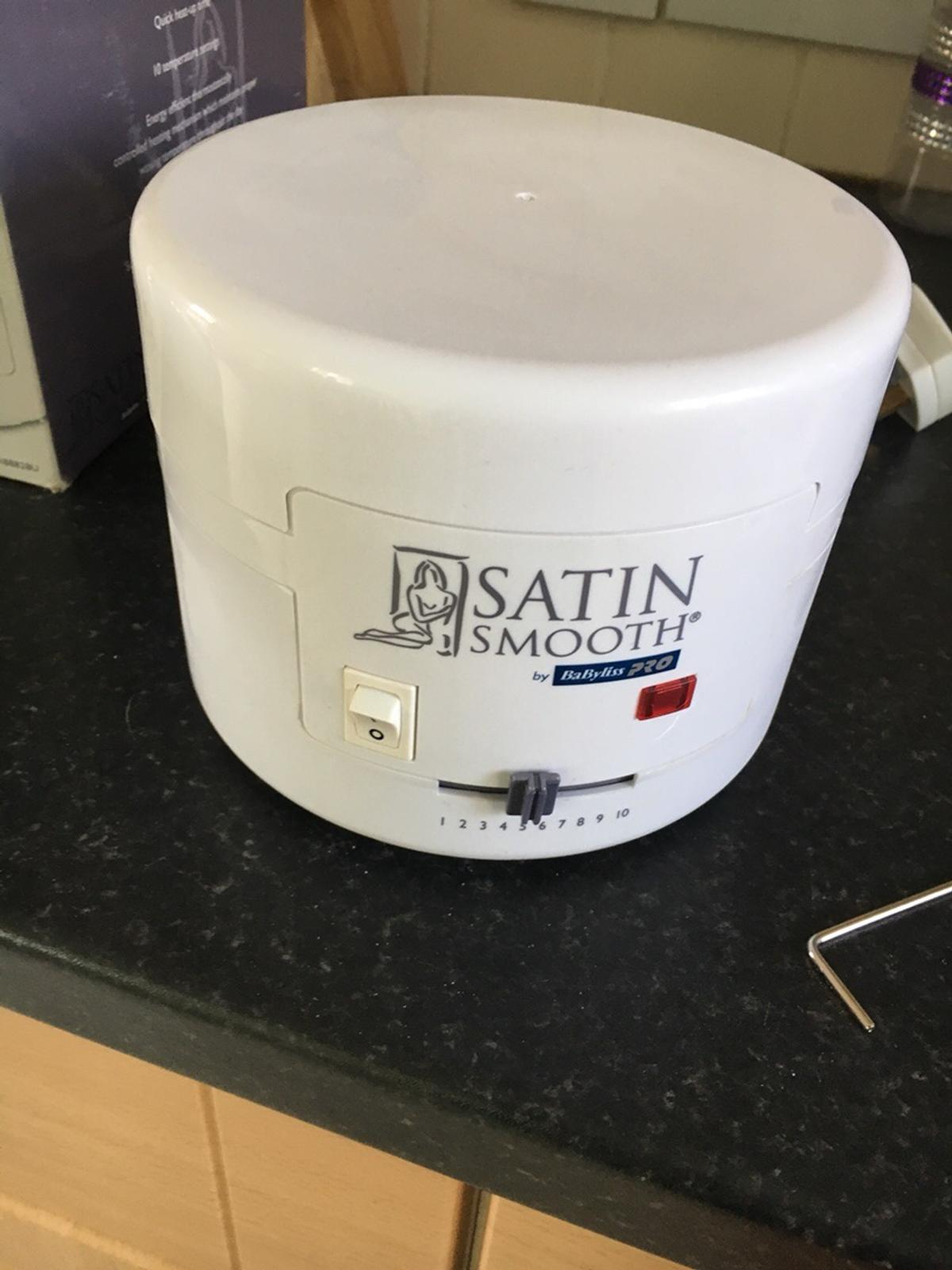 Babyliss Pro Single Wax Warmer in SS4 Rochford for £25 00