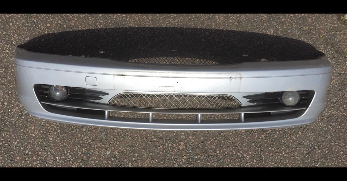 BMW E46 COUPE FRONT & REAR BUMPERS