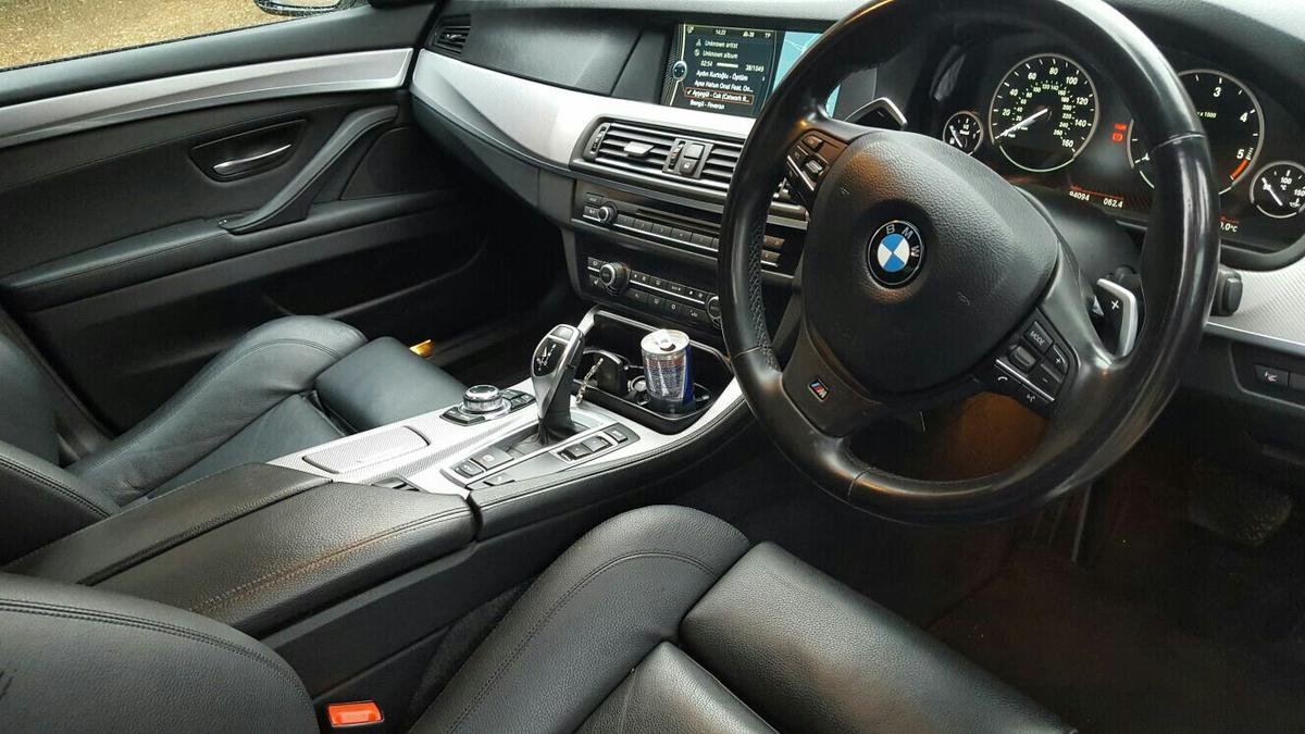 BMW 535D M Sport F10 Fully Loaded! in SE16 London for