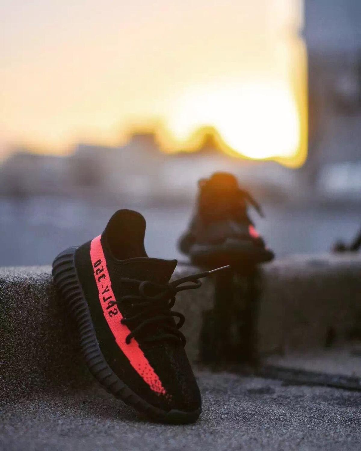 YEEZY BOOST 350 V2 infrared adidas