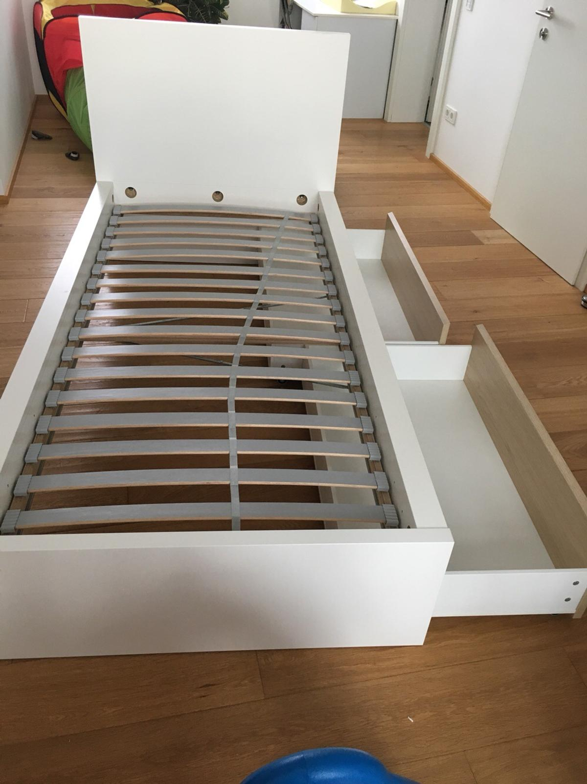 Ikea Malm Bett 90x200 Mit Lattenrost Laden In 2126 Gemeinde Ladendorf For 40 00 For Sale Shpock