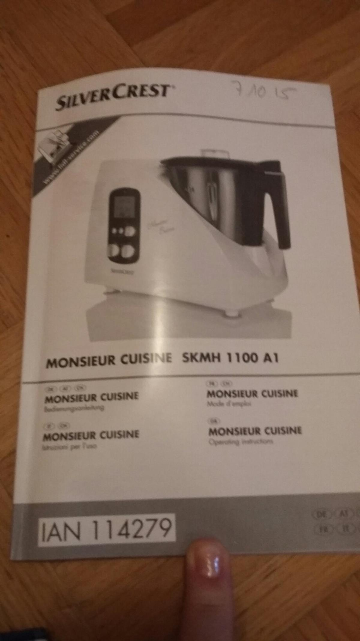 Monsieur Cuisine 2015 Lidl Thermomix In 76137 Karlsruhe For