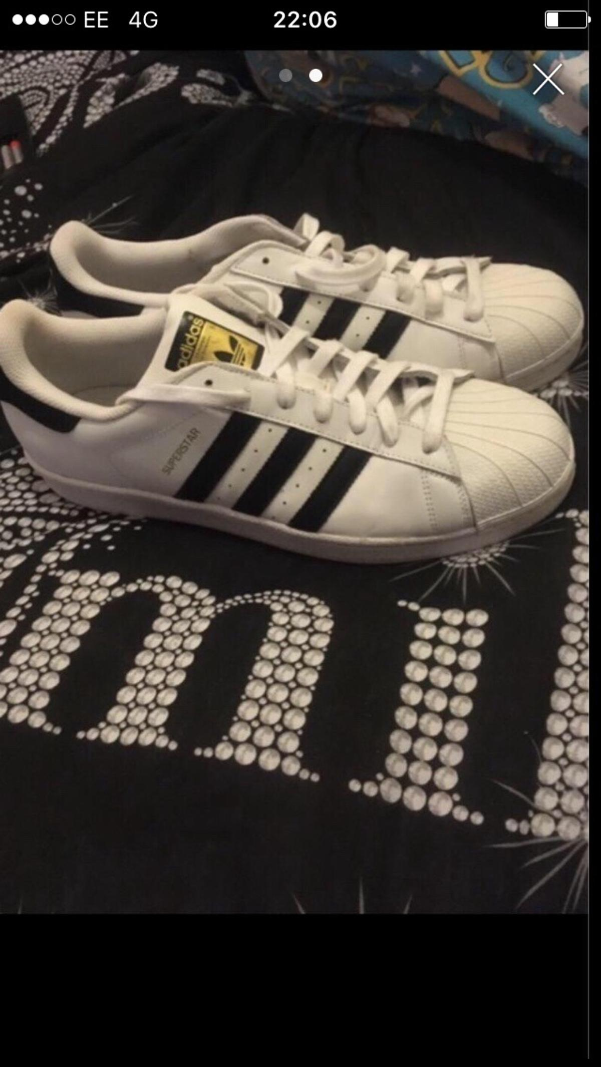 low priced 89827 77ee9 Adidas all star trainers only worn them once