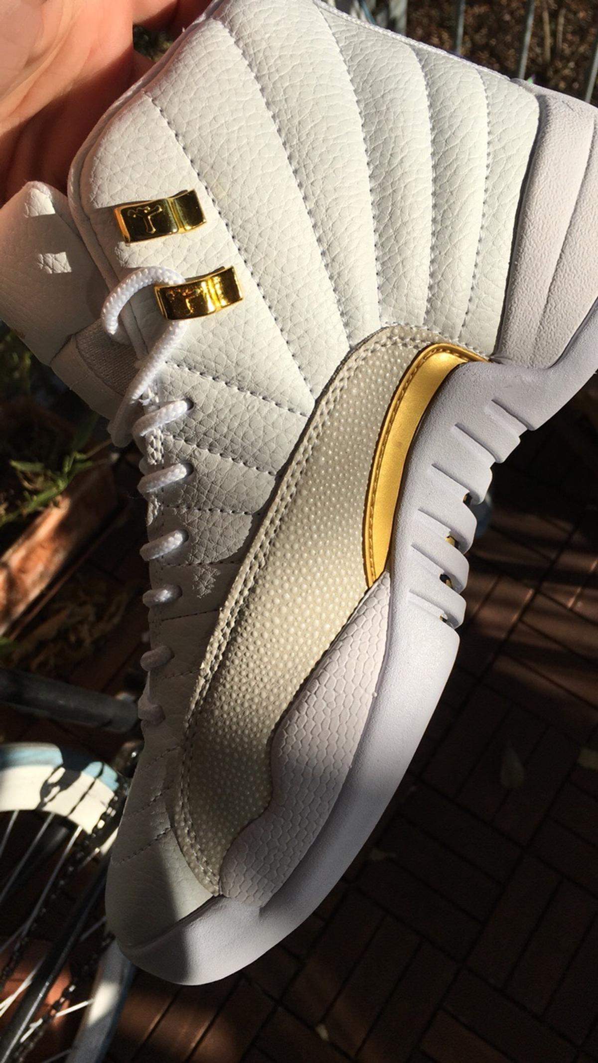 outlet boutique top brands best sneakers Air Jordan 12 OVO White