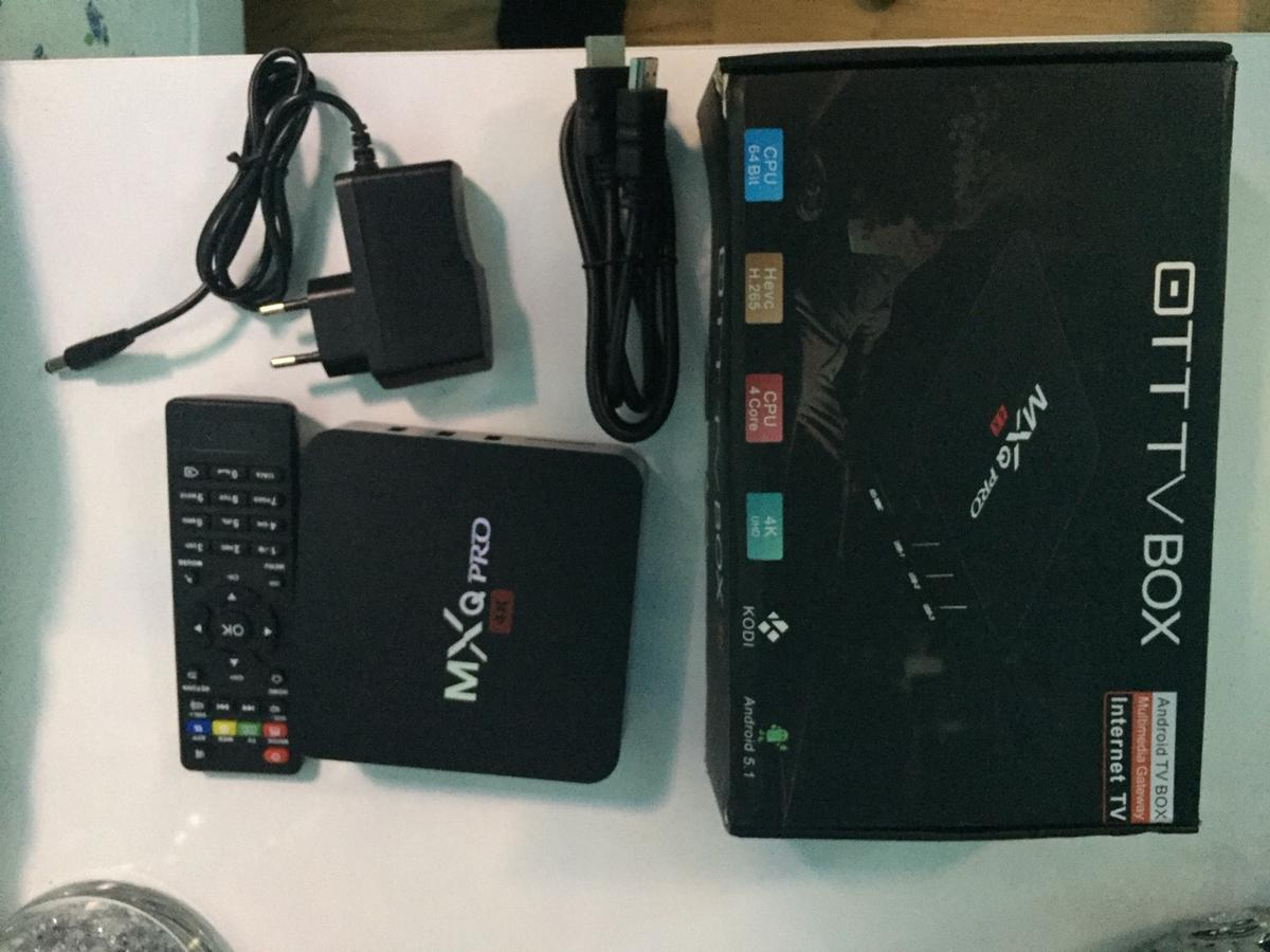 MXQ Pro 4K (IPTV BOX) in 1200 Wien for €60 00 for sale - Shpock