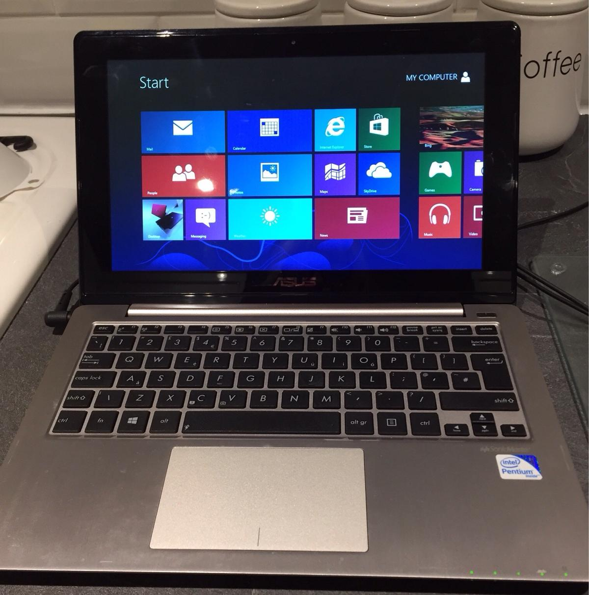 Asus Windows 8 Touch Screen Notebook Laptop In Sr4 Sunderland For 110 00 For Sale Shpock