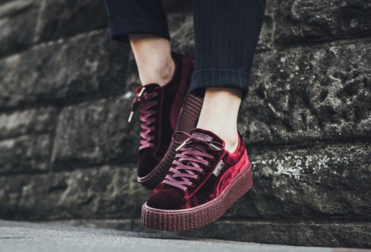 newest e6de8 e5562 Puma x Rihanna Velvet Fenty Creepers UK 6 in SW15 London für ...
