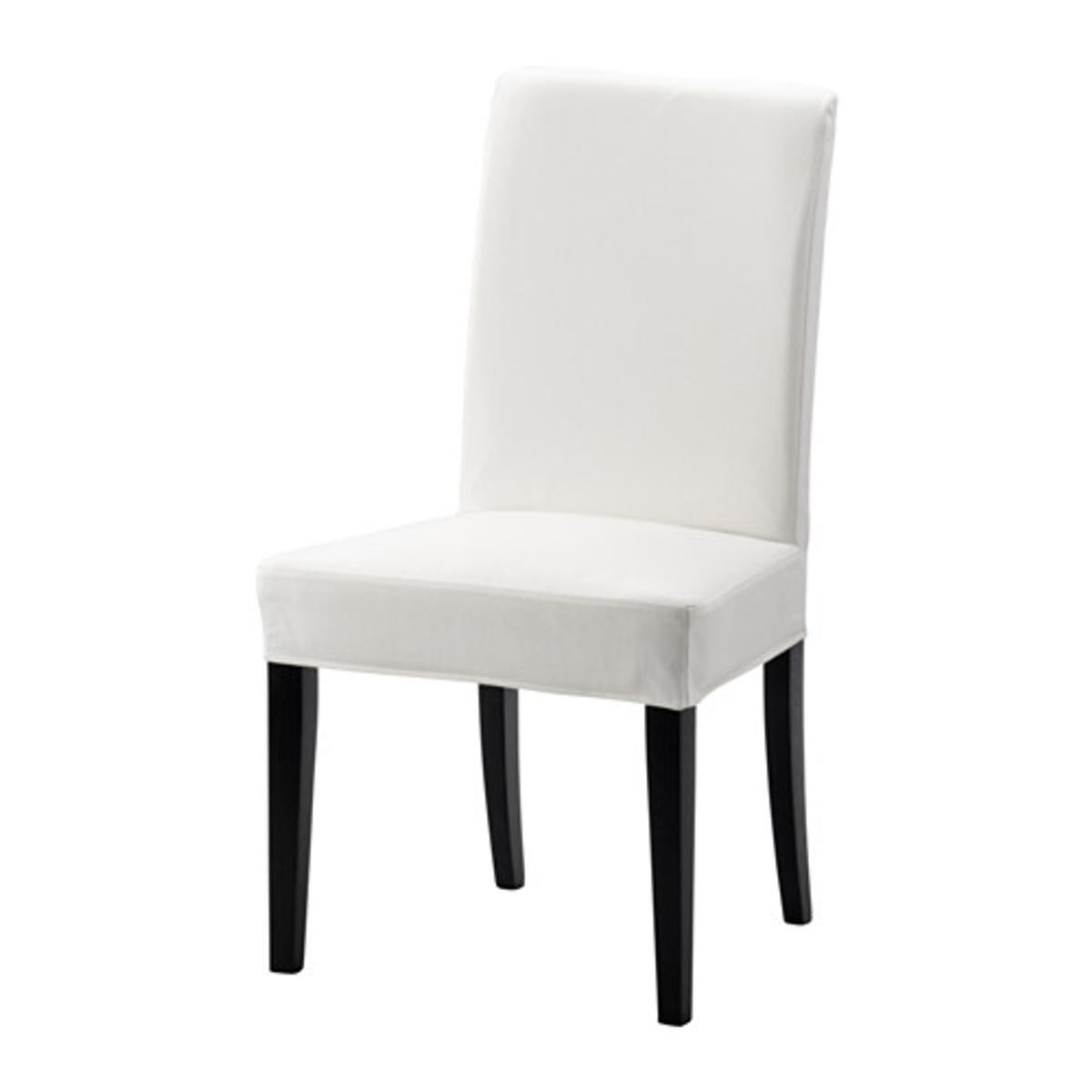 Ikea For Roma Henriksdal Con Bianche 00151 Sedie 34ralj5q 4 In Fodere 6gYybf7