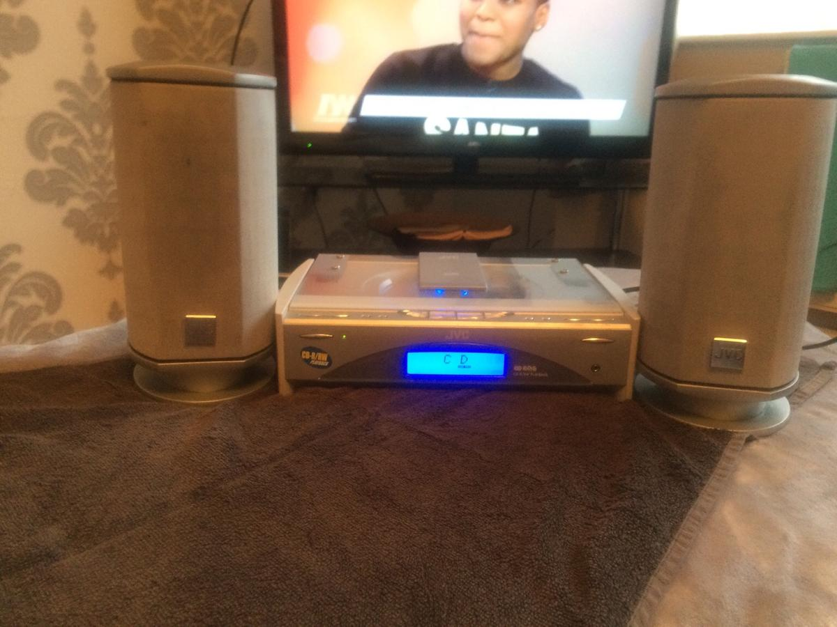 JVC COMPACT COMPONENT SYSTEM FS-SD770R in S65 Rotherham for