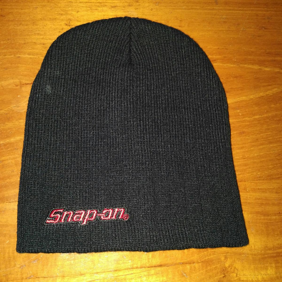 f3f8cb240 Snap-on Snapon snap on winter hat