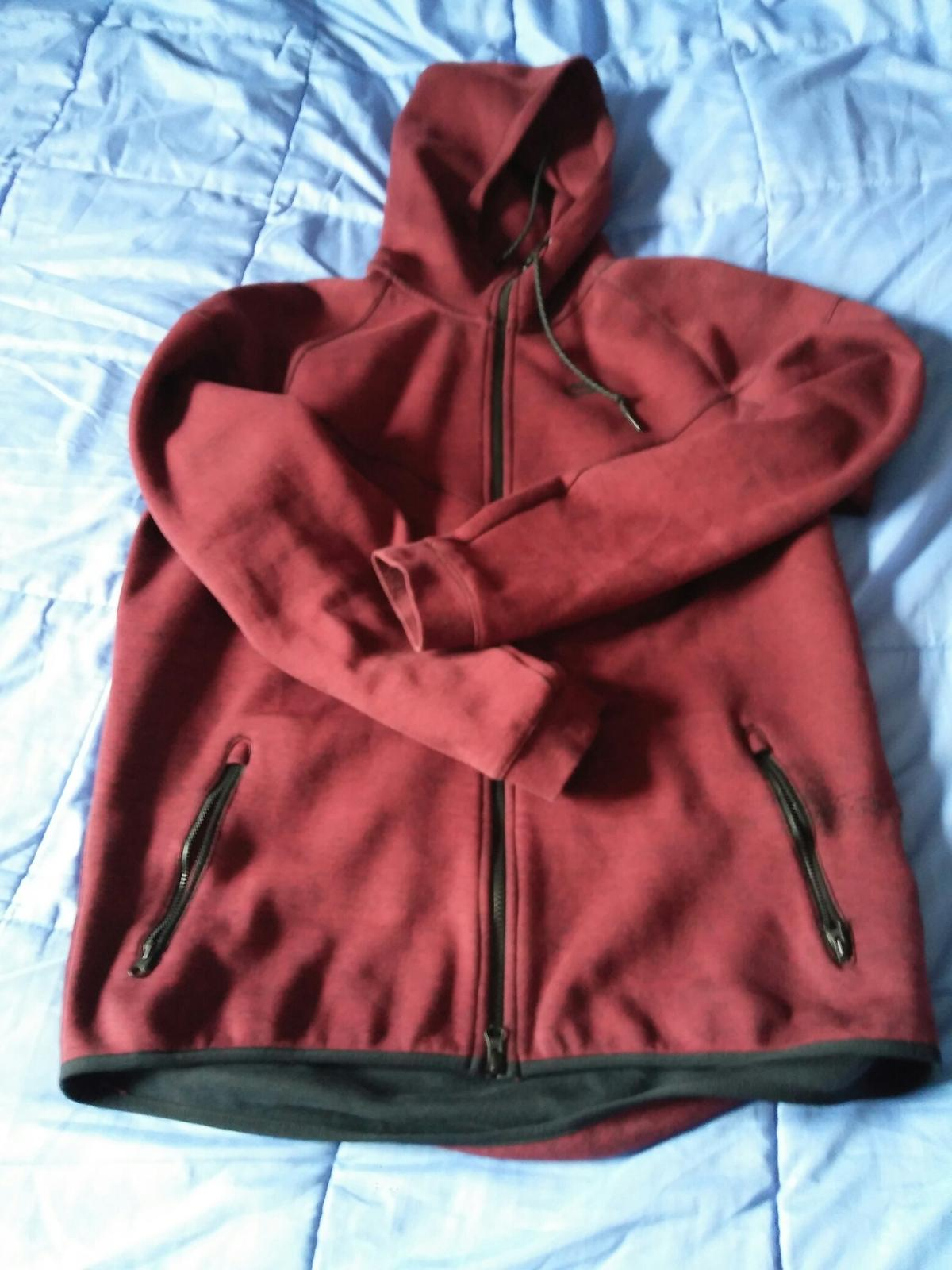 nike fleece tuta