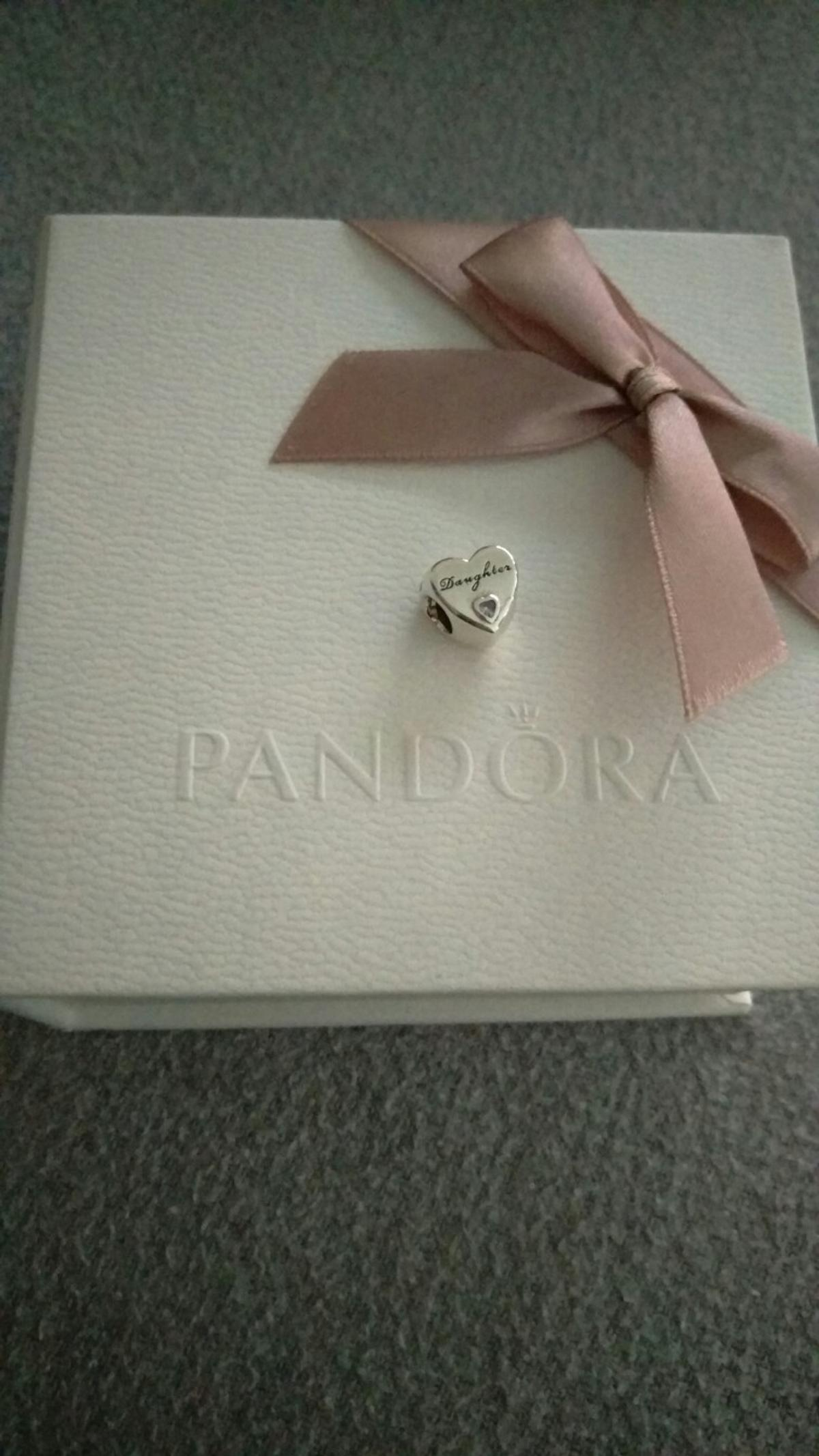 bcda103e4 Pandora Charm Herz - daughter in 04347 Leipzig for €20.00 for sale ...