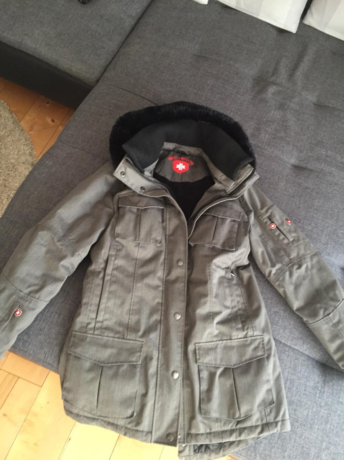 damen pepper winterjacke and original salt wellensteyn tsQdhr