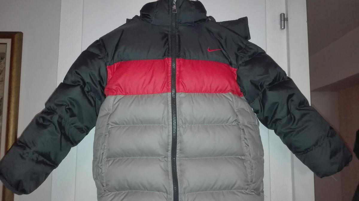 brand new cd600 98c85 NIKE Kinder-Daunenjacke 110/116