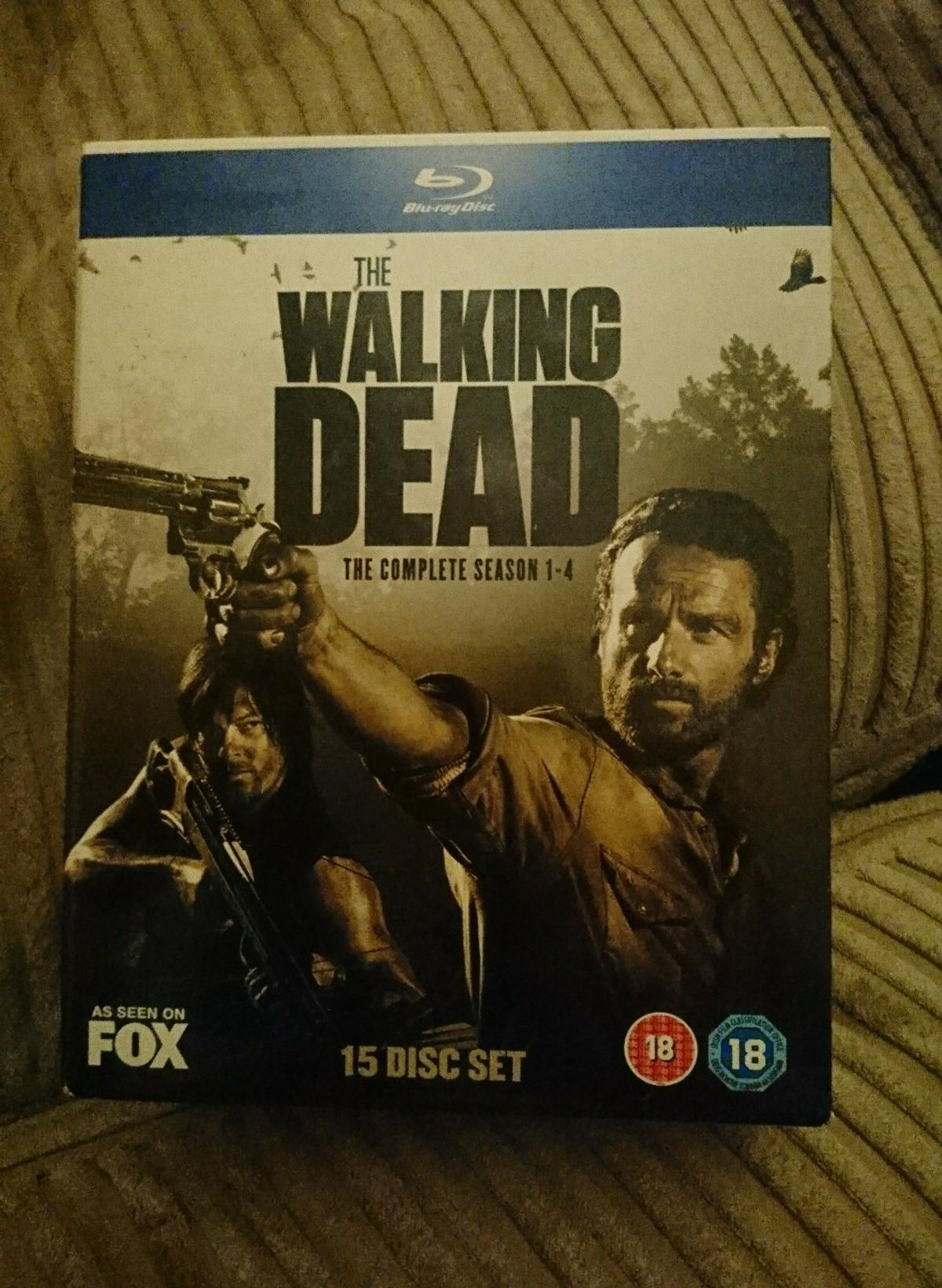 The walking dead box set