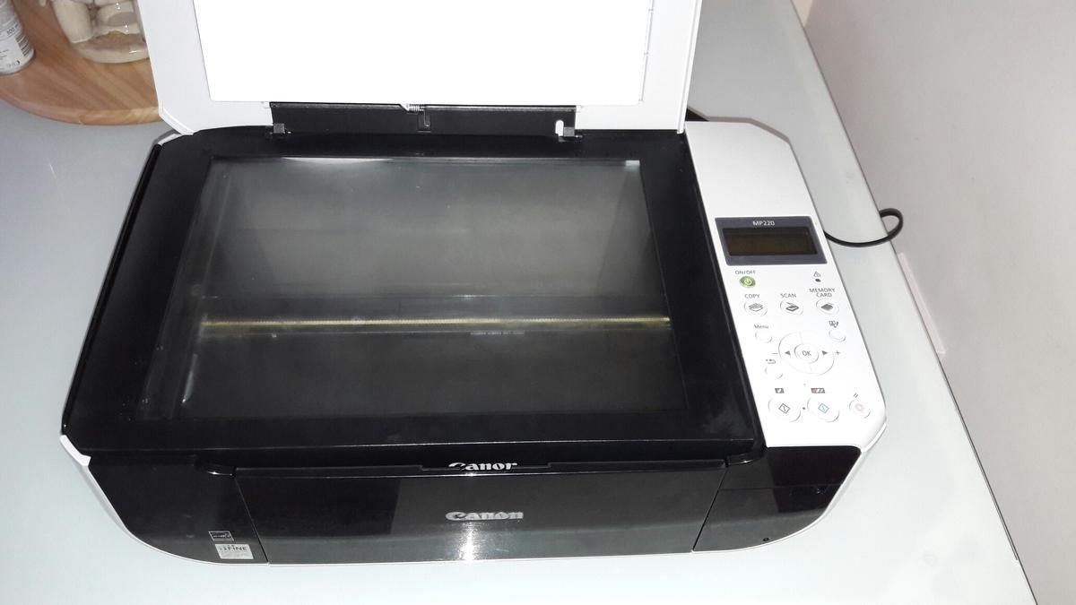 DRIVER FOR CANON MP220 SCANNER