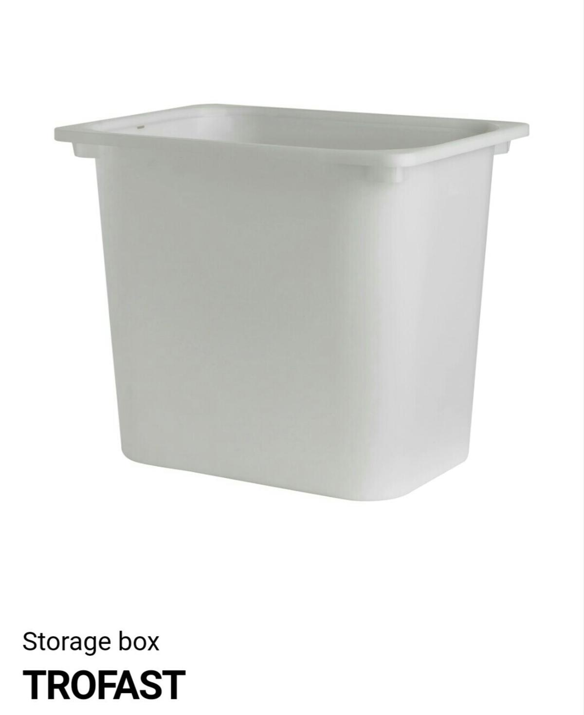 2 Ikea Trofast Storage Bo And Lids