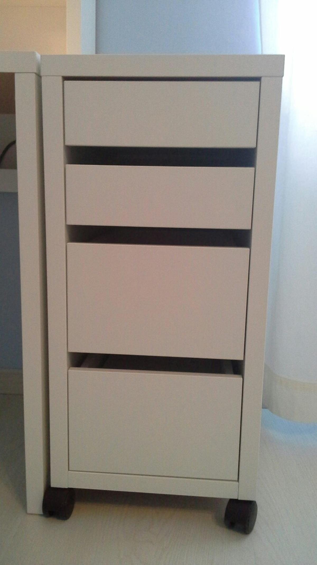 Comodino Con Ruote Ikea.Cassettiera Con Rotelle Ikea In 10092 Beinasco For 25 00 For Sale