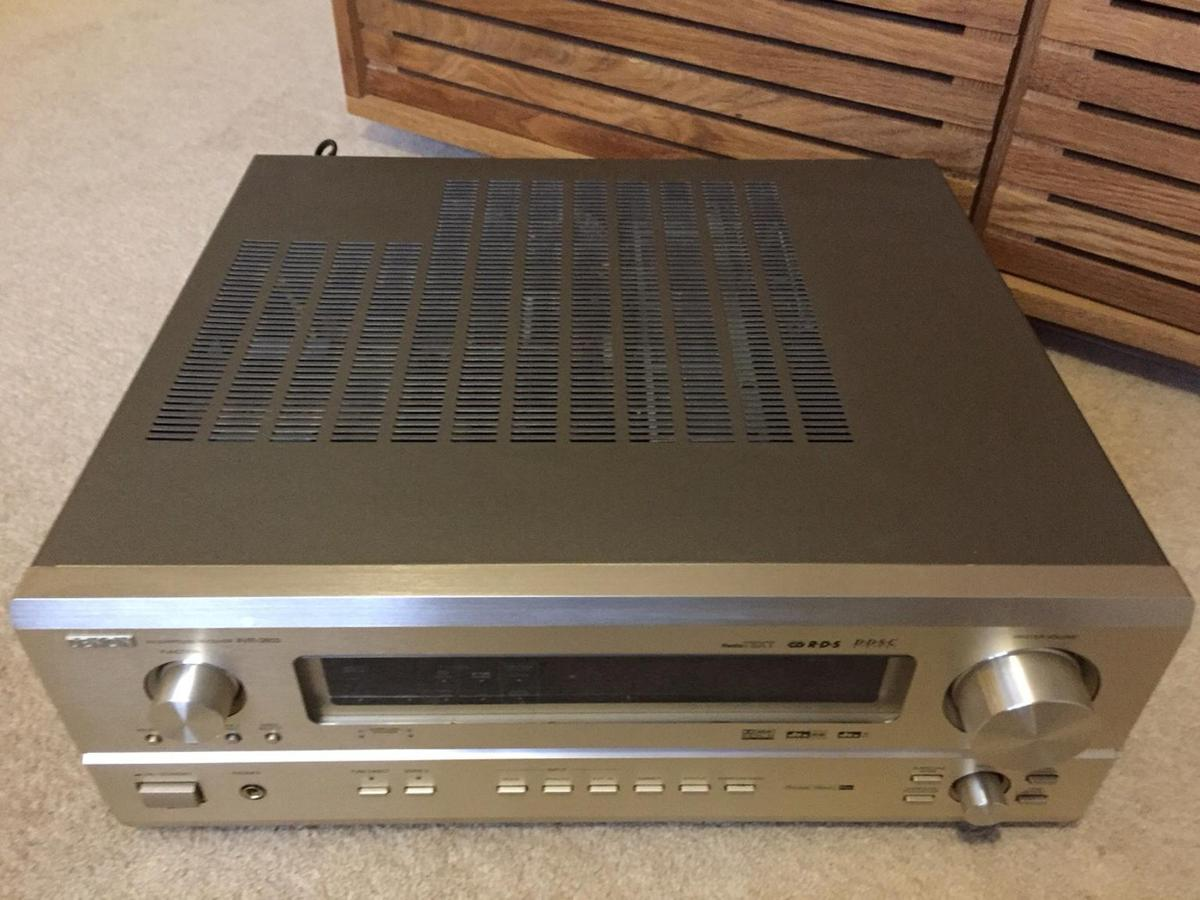 Denon AVR-3803 Supererb 7 1 Surround Amp in CR4 London for