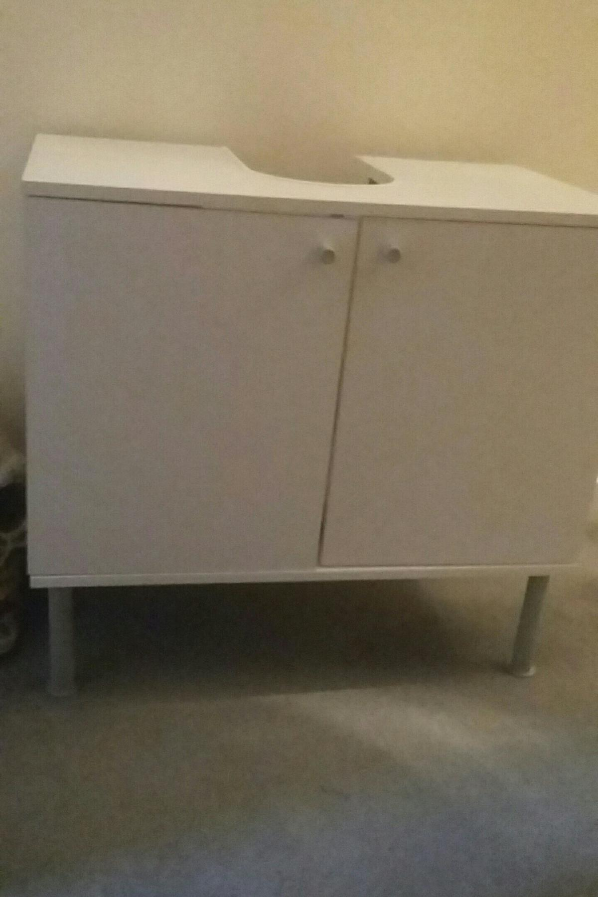 Admirable Ikea Fullen Bathroom Under Sink Cabinet In N1 London For Home Interior And Landscaping Eliaenasavecom