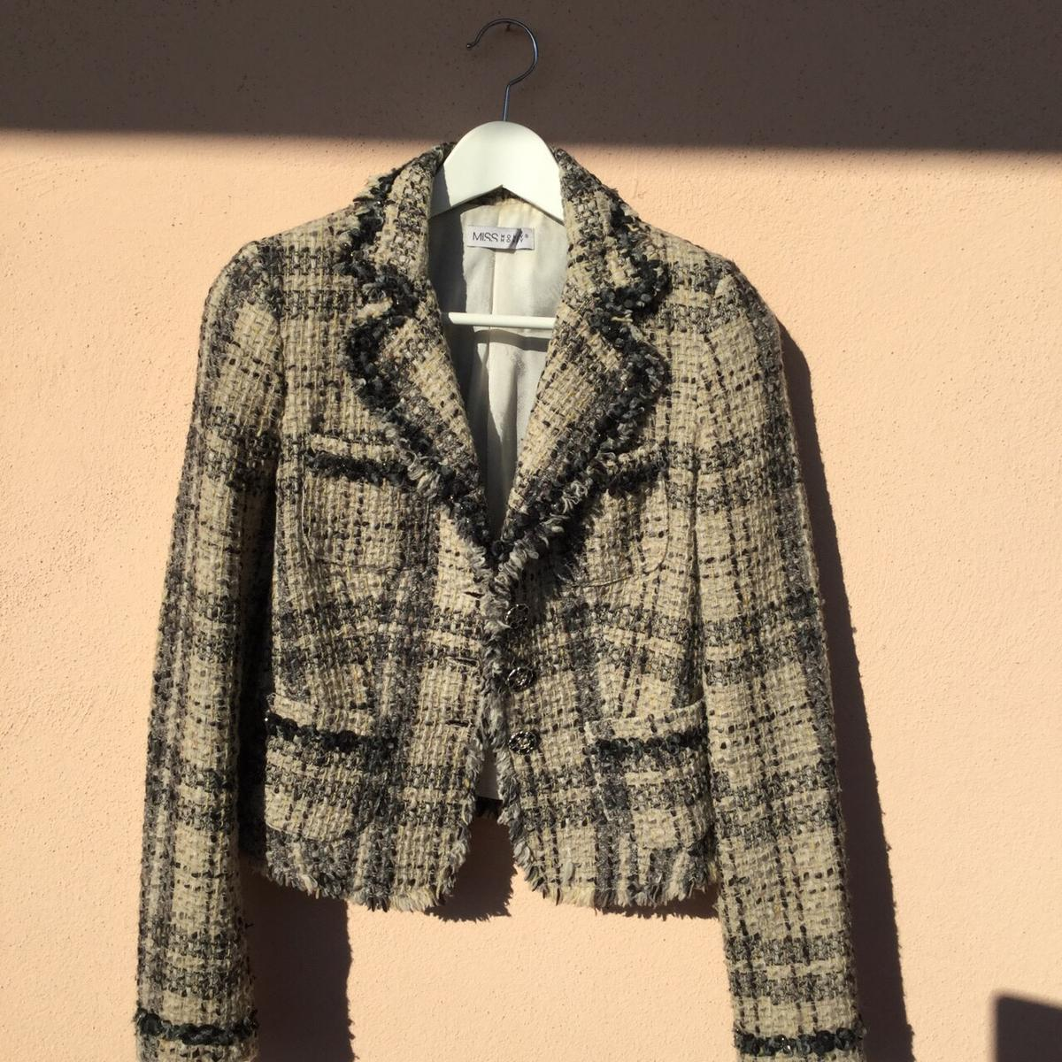 best website b691a 68eb4 Giacca modello Chanel in 00127 Roma for €14.00 for sale - Shpock