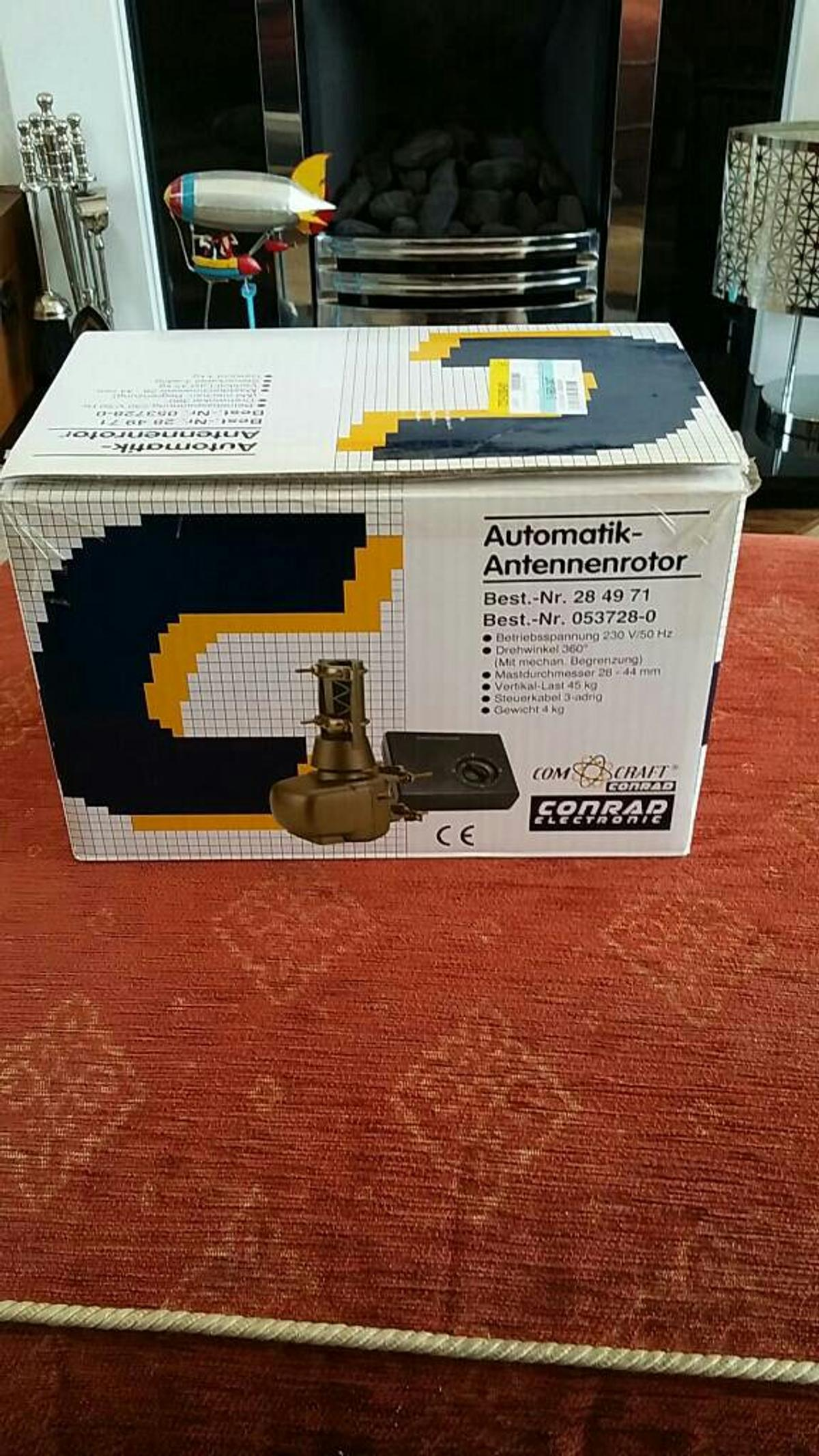Antenna rotator in ST17 Stafford for £70 00 for sale - Shpock
