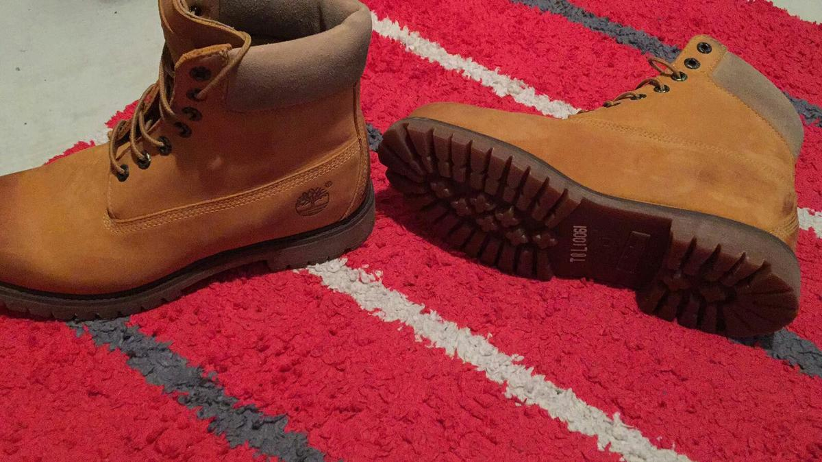 factory outlet for whole family temperament shoes orig Timberland Schuhe Gr 44/45