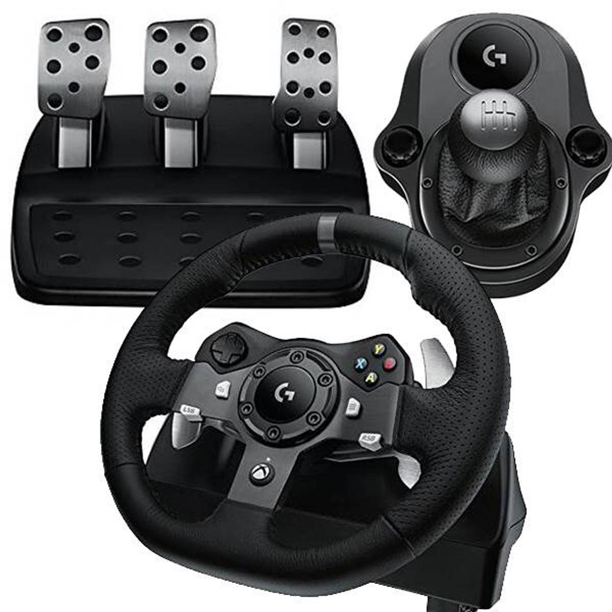 Logitech G920 Steering Wheel Stand Shifter In Tf2 Donnington For 200 00 For Sale Shpock