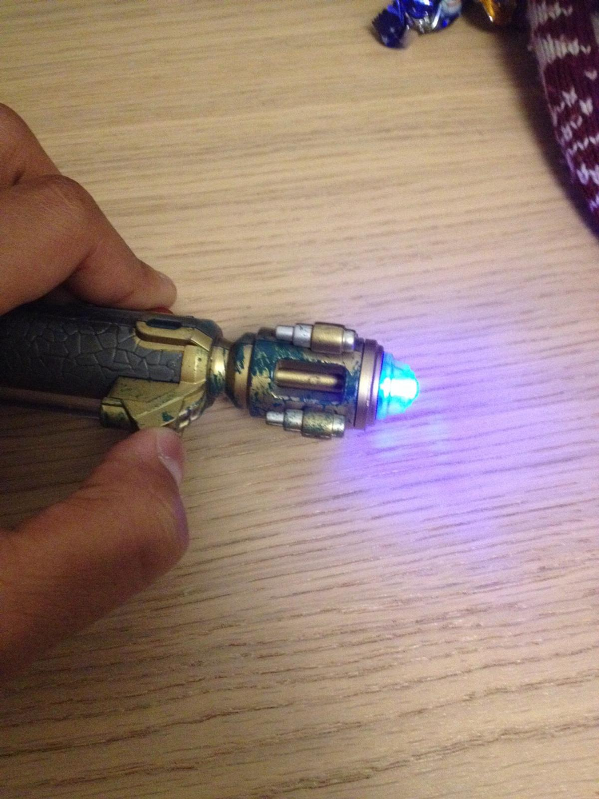 River song sonic screwdriver