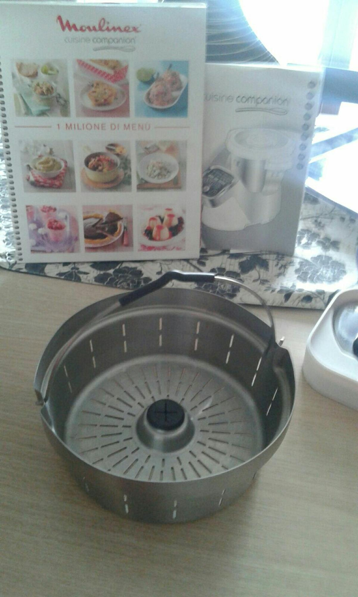 Moulinex Cuisine Companion In 07047 Thiesi For 350 00 For
