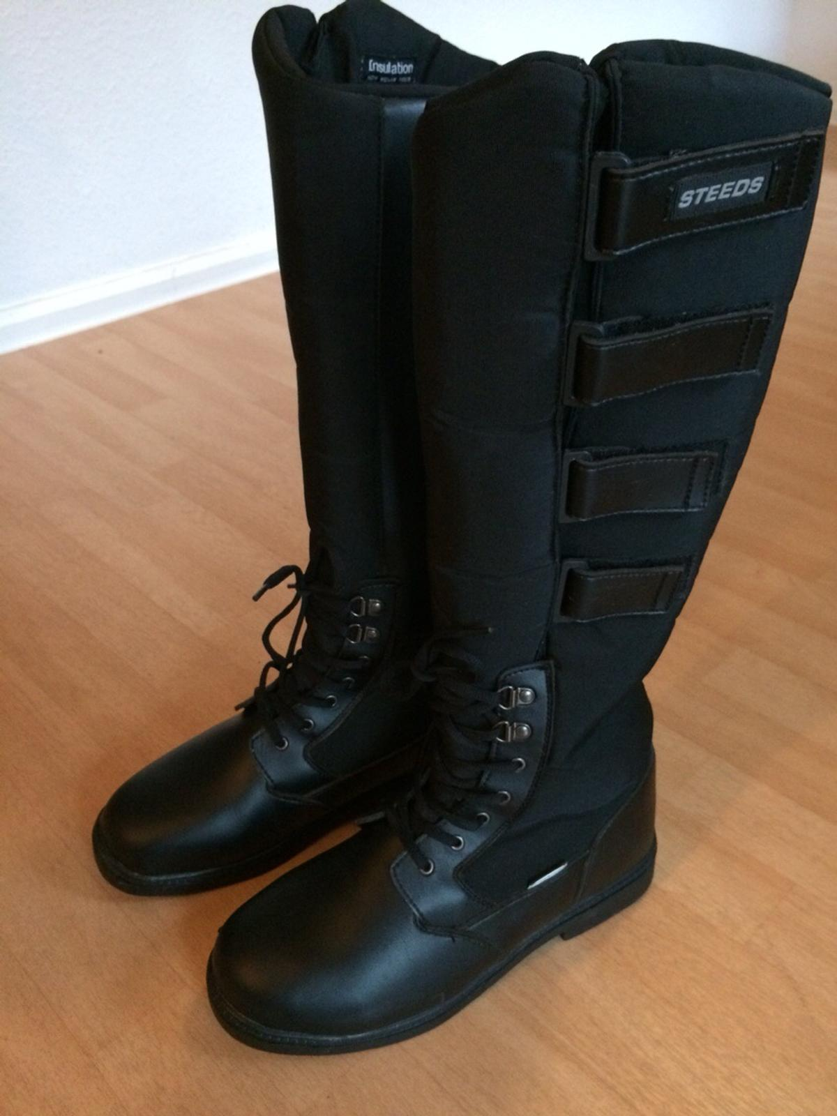 Thermo In Rider 41 Winter Steeds 10179 Reitstiefel Neu O08mNvnw