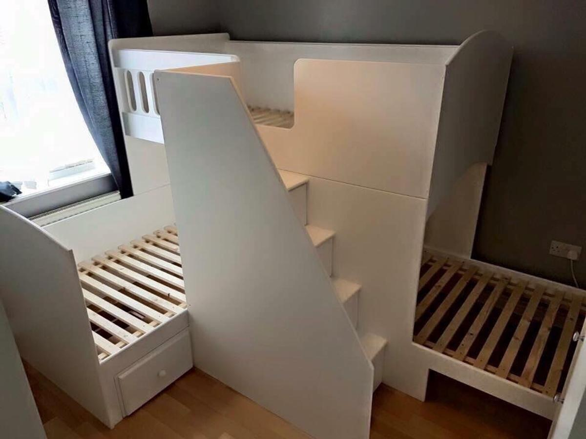 Funky Bunk Beds Bespoke In S13 Sheffield For 200 00 For Sale Shpock