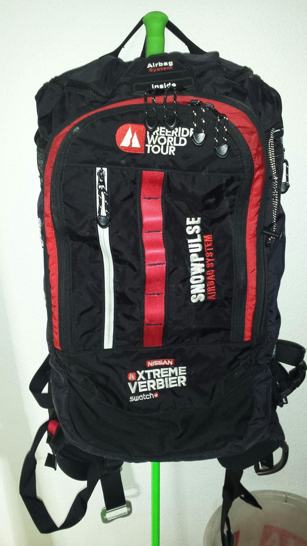detailed pictures biggest discount authentic quality Snowpulse Lawinenrucksack