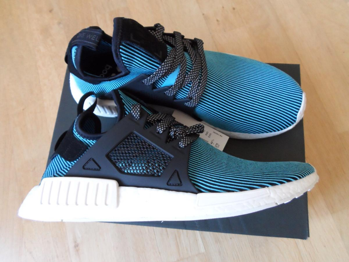 Adidas 44 Boost Primeknit XR1 R2 R1 10 UK 10,5 US 3 2 EUR