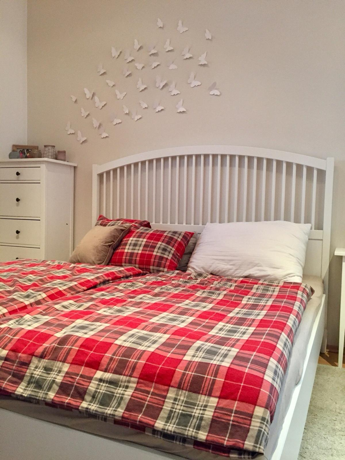 Ikea Bett 180x200 Tyssedal In 3508 Horfarth For 290 00 For Sale Shpock
